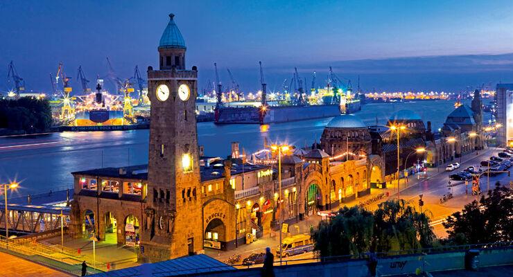 Städtereisen, Städtetouren