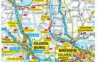 Stellplatz-Tipp: Elsfleth, Karte