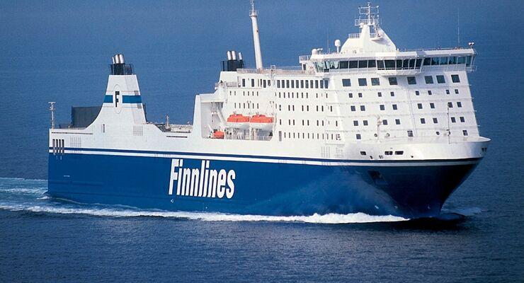 Ab sofort laufen Fähren der Reederei Finnlines zwischen Lübeck/Travemünde und Schweden das neue Hafengelände in Malmö an