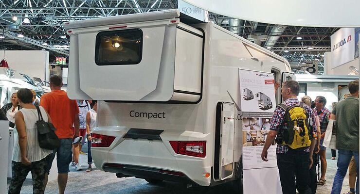 Adria Compact SLS