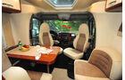 Adria Polaris SL Wohnmobil Reisemobil Caravan Salon 2009 promobil
