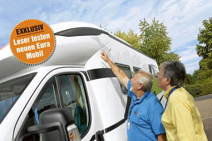 Aktion: Leser testen Eura Mobil Profila RS