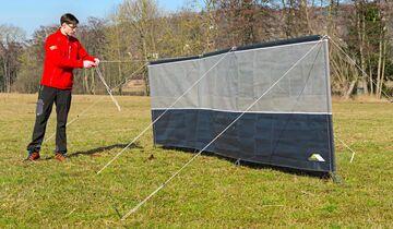 Windschutz Camping Stabil : test wind und sichtschutz f rs wohnmobil promobil ~ Watch28wear.com Haus und Dekorationen