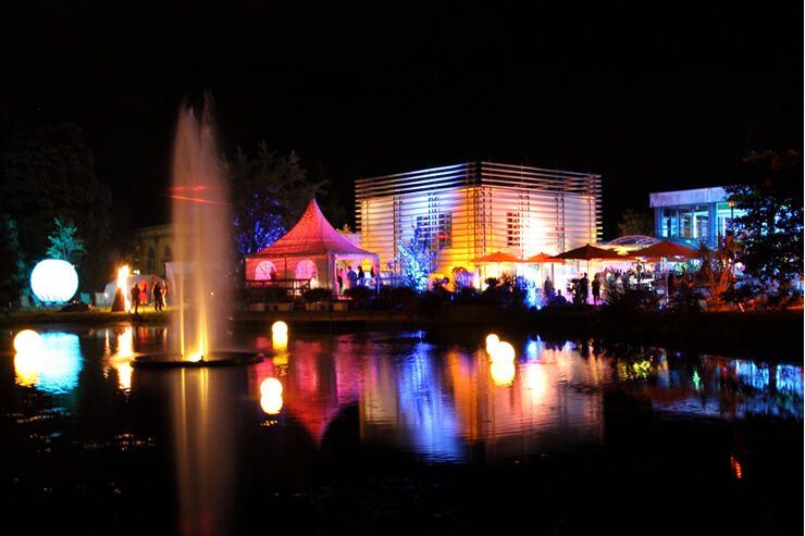 Badehouse - Partyzone Therme
