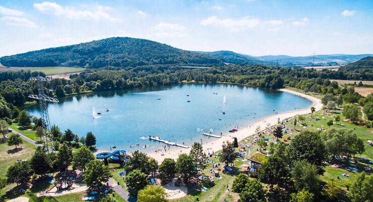 Schönste Seen Hessen