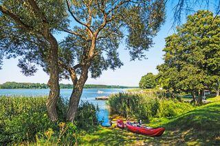 Mecklenburgische Seenplatte Karte Pdf.Wohnmobil Tour Mecklenburgische Seenplatte Promobil