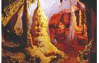 Begehbare Höhlen Attahöhle