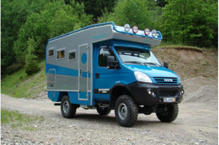 Bimobil EX Reisemobile Allrad Offroad Wohnmobile Reisemobile