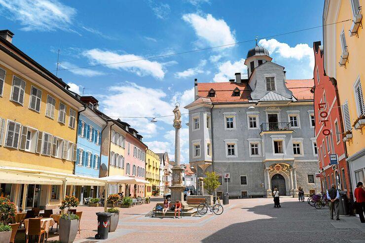 Bruneck Südtirol