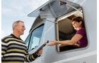 Bürstner Aero Van t 700 Seitenfenster