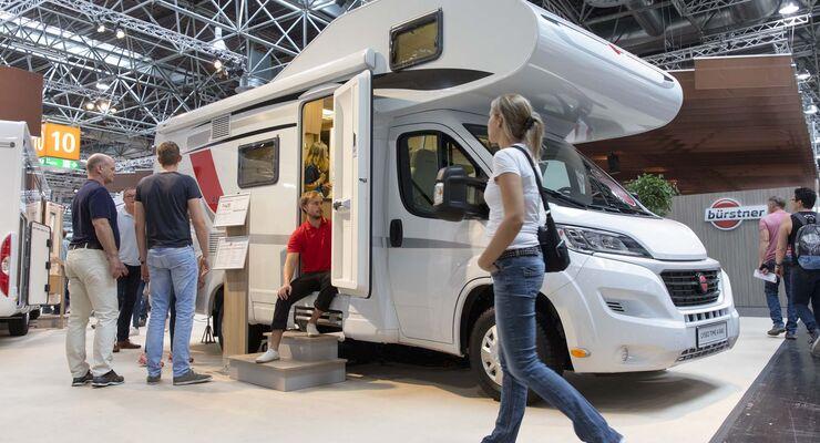 Wohnmobil Mit Etagenbett Und Festbett : Familien alkoven mit stockbetten unter euro promobil