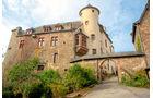 Burg Neuerburg im Enzbachtal