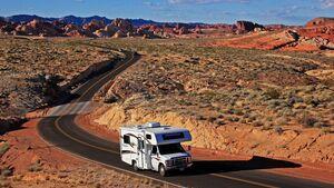 CANUSA Touristik bietet Campingreisen mit dem Wohmobil in den Südwesten der USA an.