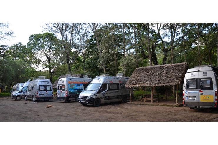 Camp Challenge 2012