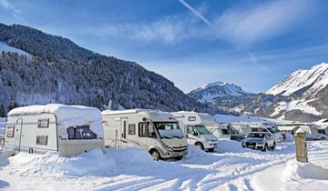 Camping Austria in Au.