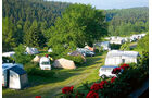 Camping Cheque, Reise-Service