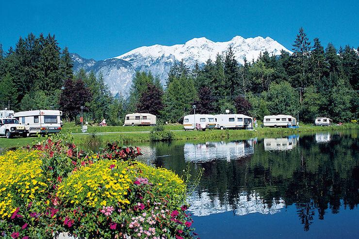 Camping Ferienparadies Matterer See, News