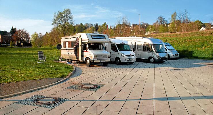 Campingplatz  Bad Lobenstein