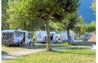 Campingplatz L'Île Aux Cygnes.