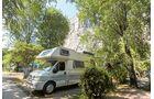 Campingplatz Zoo: nicht weit von Arcos Zentrum entfernt.