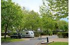 Campingplatz de Chalona en Champagne