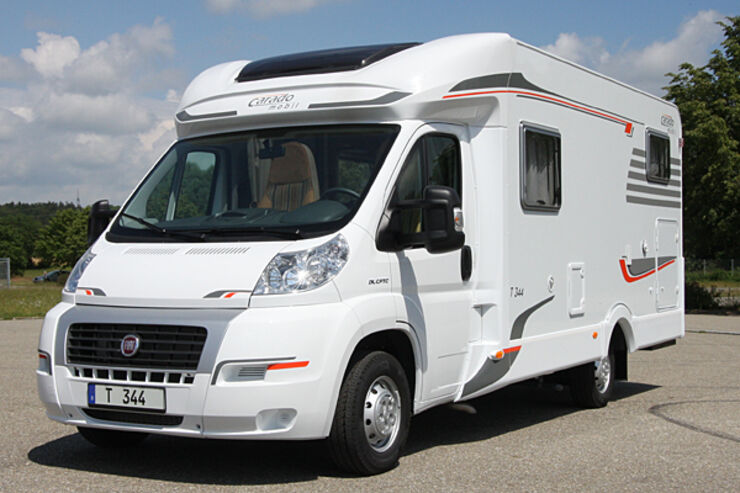 Carado T 344 Wohnmobil Reisemobil promobil