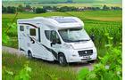 Caravan Salon 2012 - Halle 10, Neuheiten 2013, News