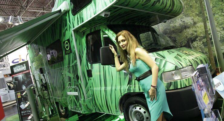 Caravan Salon - Die Highlights 2010