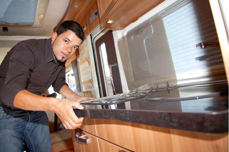 Caravan-Salon: Leichte Reisemobile