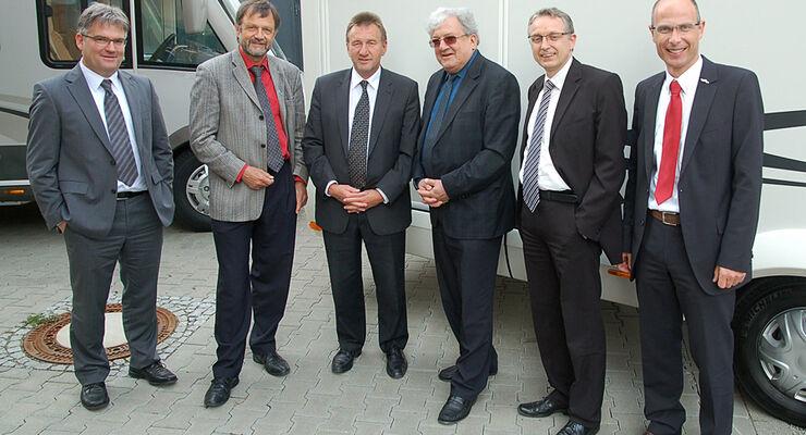 Carthago baut neue Produktionsstätte für Ravensburg und Schmalegg