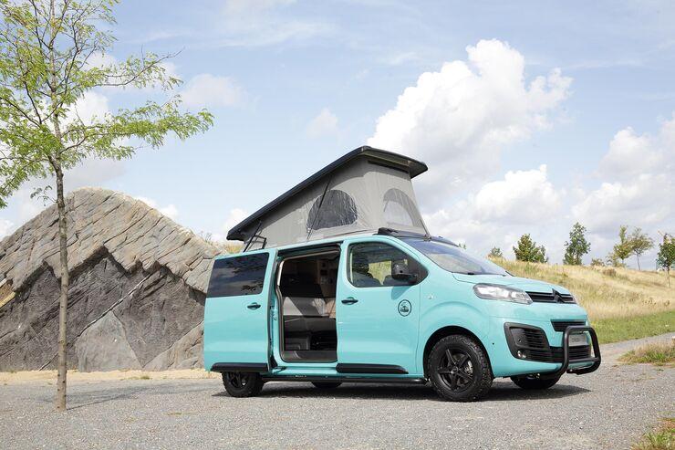 Citroën Pössl Campster Cult Musketier (2020)
