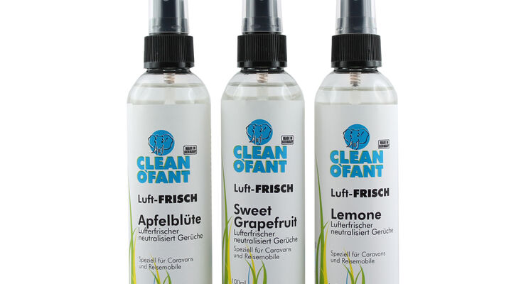 Cleanofant Luft-Frisch