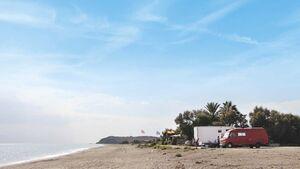 Costa Cálida Küste Águilas