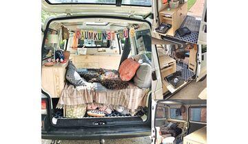 DIY-Tipps für Campingbus