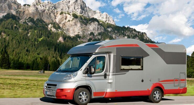 Die Reisemobilproduktion erhöhte sich in den ersten sechs Monaten 2011 in Deutschland um 26,4 Prozent auf insgesamt 20.411 Einheiten