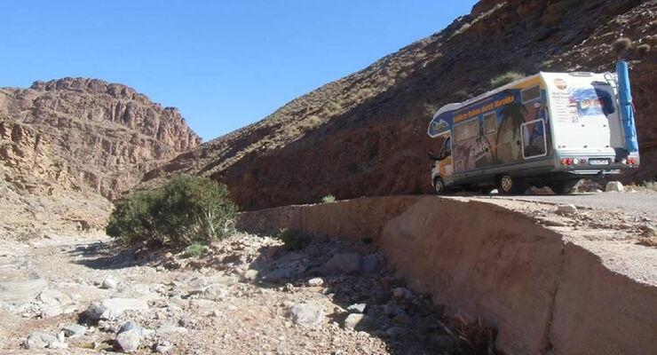 Dr. Ammon Tours - Geo-Tour nach Marokko