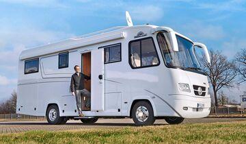 Ein echtes Lkw-Fahrgestell, High-End-Ausstattung, aber noch mit dem Klasse-3-Führerschein zu fahren – das verspricht der Vario Star 800.