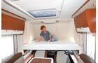Einzeltest: Morelo Home 79 LX, Hubbett