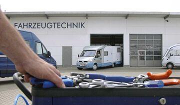Fahrzeugcheck Intercaravaning