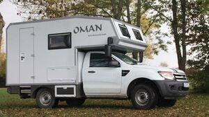 Ford Ranger Oman
