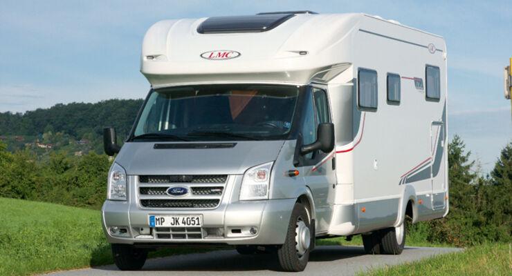 Ford Reisemobil, wohnmobil, caravan, wohnwagen