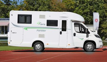 Forster T 649 EB im Test