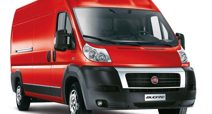 Für den Ducato in der Karosserievariante Maxi Kastenwagen steht ab sofort das Ausstattungspaket Comfort+ zur Verfügung.