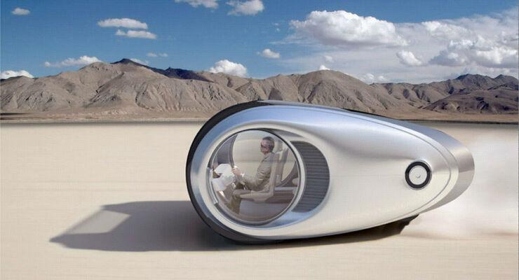 FutureWohnmobil ECCO bei promobil