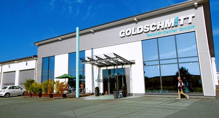 GTC-Empfangsgebäude in Walldürn