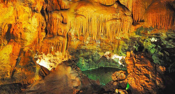 Höhlen Portugal