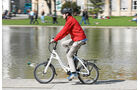 Hymer E-Bike im Praxistest