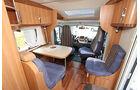 Hymer Tramp 674 CL Wohnmobil Reisemobil promobil
