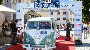 Im September findet die erste Technik-Caravane-Rallye statt.