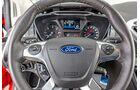 Instrumententafel beim Ford Transit